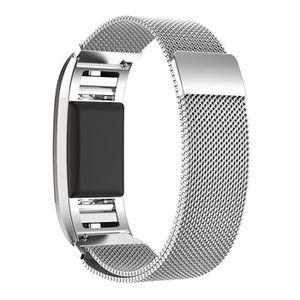 bracelet argent fitbit flex 2