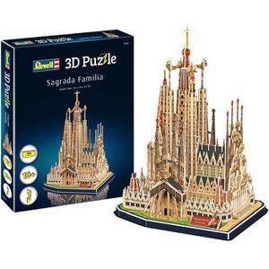 PUZZLE REVELL Puzzle 3D Sagrada Familia 00206