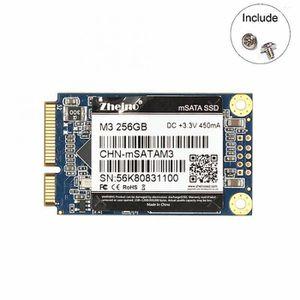 DISQUE DUR SSD interne SSD M3 256Go MSATA 3D TLC NAND FLASH
