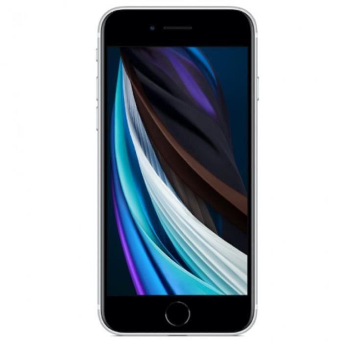 iPhone SE (2020) Dual eSIM 64GB 3GB RAM Blanc