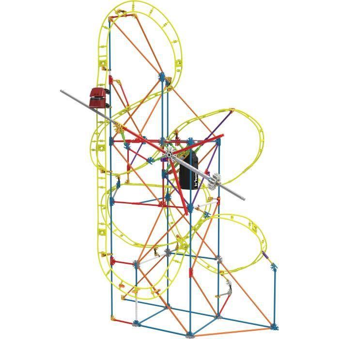 Jeu de construction motorisé K'Nex - Clockwork