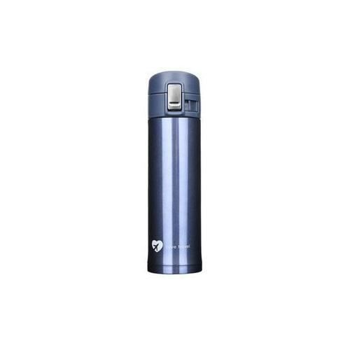 melianda Ma de 1500400ml double paroi isolée sous vide en acier inoxydable bouteille isotherme Hot And Cold avec fermoir pour ouv...