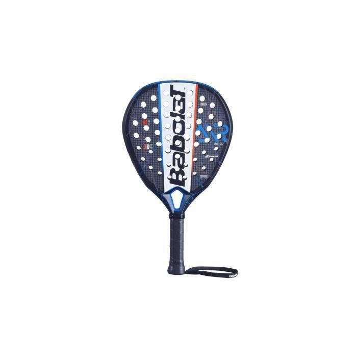 Raquette Padel BABOLAT AIR VERON Noir / Bleu / Rouge (355 g) 2020
