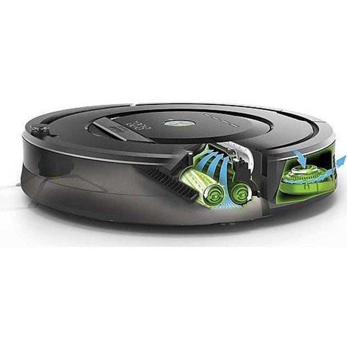 Aspirateur robot - IROBOT Roomba 880