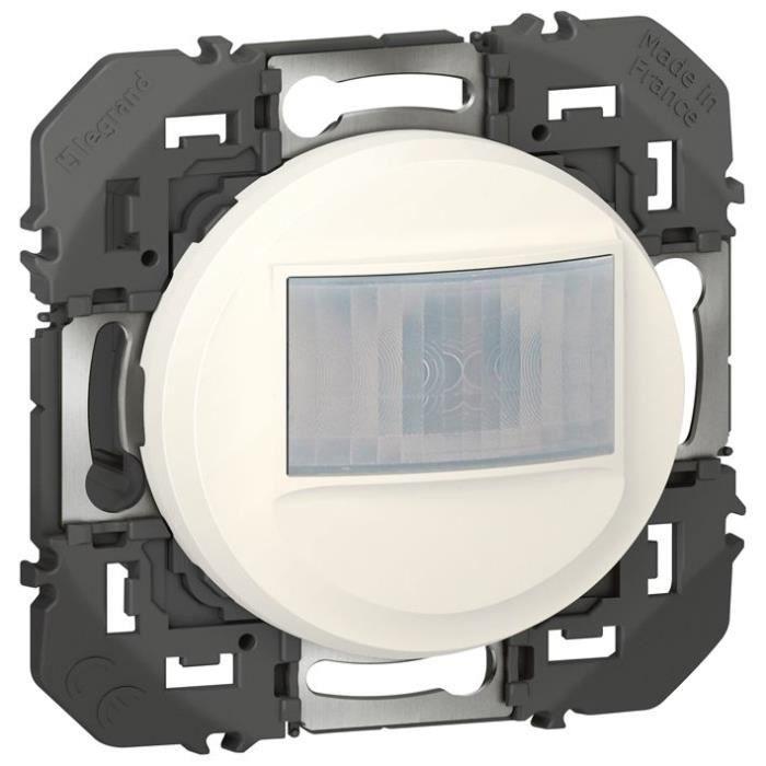 LEGRAND - Interrupteur automatique 2 fils blanc Dooxie