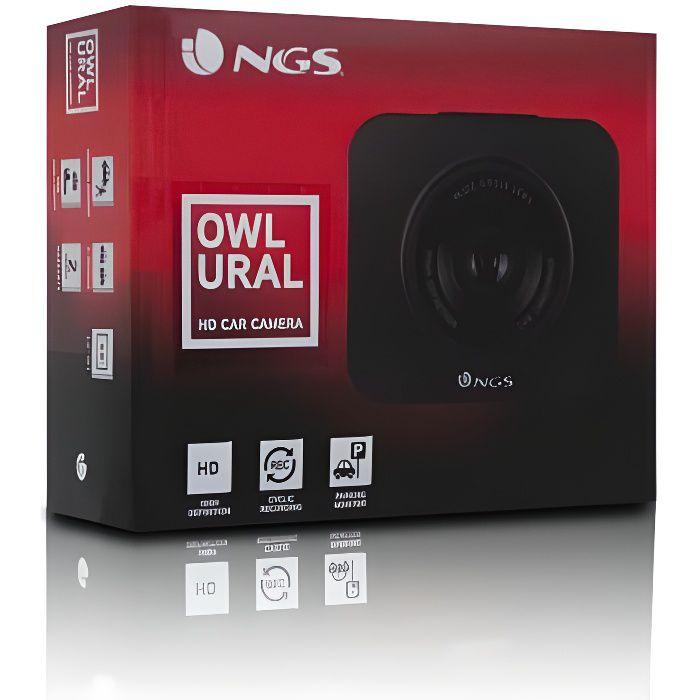 Caméra embarquée pour voiture NGS Owl Ural
