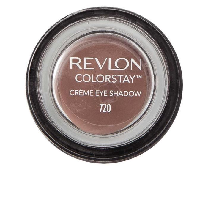 colorstay creme eye shadow 24h 720 chocolate