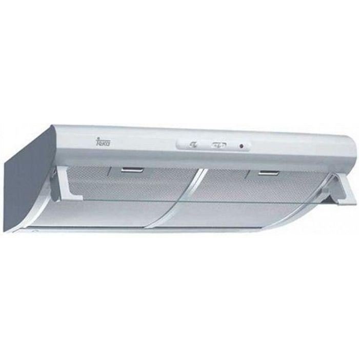 Hotte standard Teka C6310WH 60 cm 235 m3/h 66 dB 186W Blanc