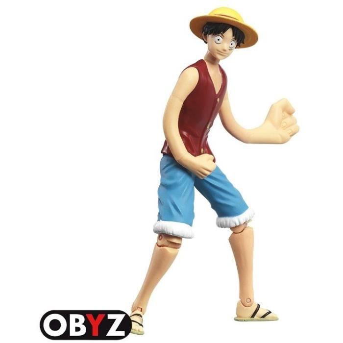 One Piece - Action Figure - Figurine Luffy 12cm