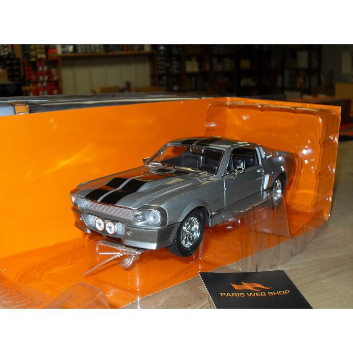 shelby gt500 eleanor 1967 yatming achat vente voiture camion cdiscount. Black Bedroom Furniture Sets. Home Design Ideas