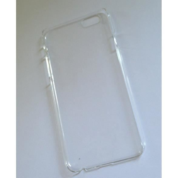 coque transparente rigide iphone 6 4 7 pouces