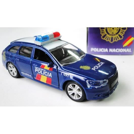 voiture de police espagnol policia nacional audi achat vente voiture camion cdiscount. Black Bedroom Furniture Sets. Home Design Ideas