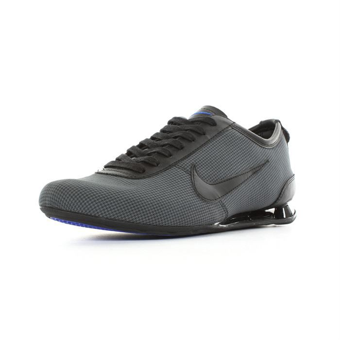 nike shox rivalry noir bleu