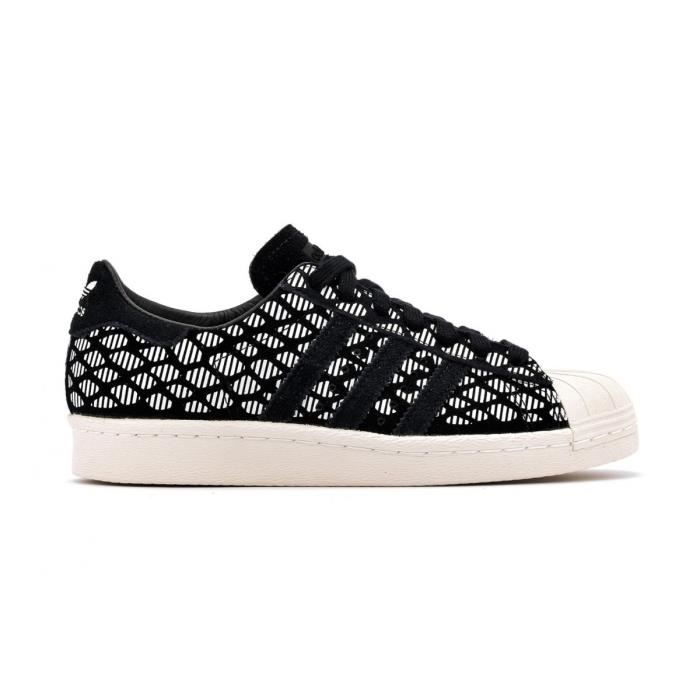 Baskets adidas Originals Superstar 80s W Leather - BZ0642