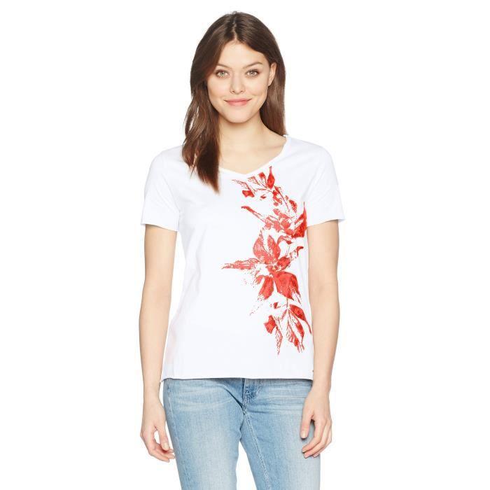 T-SHIRT BOSS ORANGE Vashirt T-shirt 1TO9T2 Taille-40