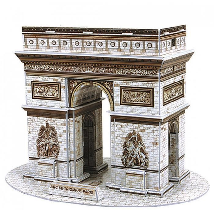 puzzle 3d arc de triomphe de paris achat vente puzzle cdiscount. Black Bedroom Furniture Sets. Home Design Ideas