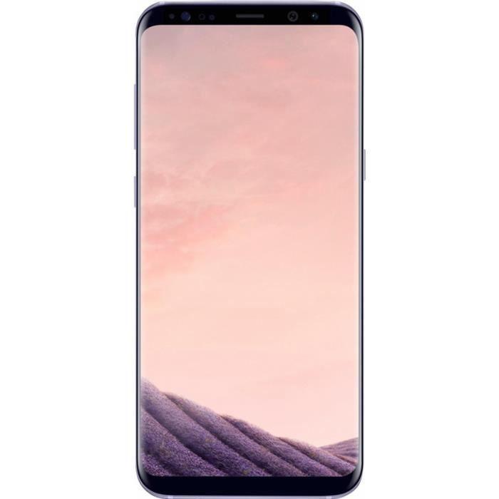 SMARTPHONE Samsung Galaxy S8 Dual Sim G950FD (4 Go de RAM, 64