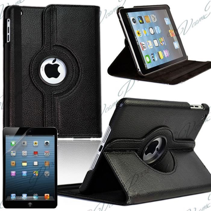 etui rotarif 360 pour apple ipad mini ipad mini 2 achat housse tui pas cher avis et. Black Bedroom Furniture Sets. Home Design Ideas