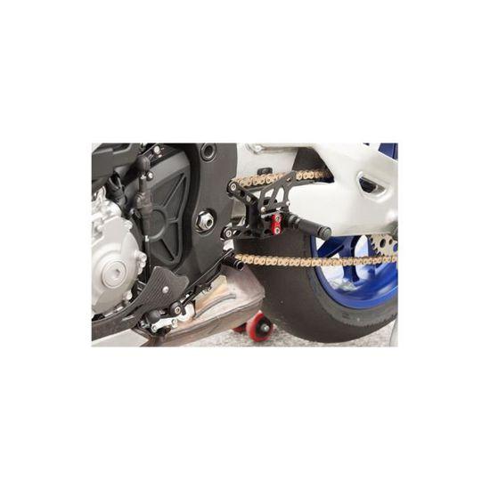 Compatible avec YAMAHA 600-650-750-900 XJ-80//92-PROTEGES CARTERS MOTEUR-7028MS