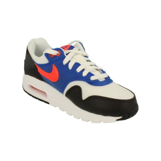 Nike Air Max 1 BG Junior Trainers Ar1180 Sneakers Chaussures 001