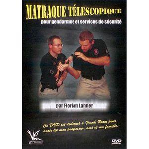DVD DOCUMENTAIRE DVD Matraque téléscopique pour gendarmes et ser...
