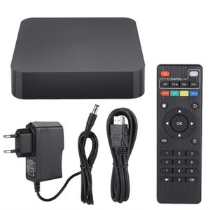 BOX MULTIMEDIA Décodeur Box TV Set-Top WIFI TV Box pour MXQ-PRO-H