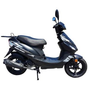 SCOOTER SCOOTER NEUF GROSSES ROUES 12 POUCES - NOIR MAT -