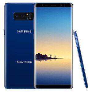 SMARTPHONE 6.3'' Bleu Samsung Galaxy Note 8 N950U 6GB+64GB oc