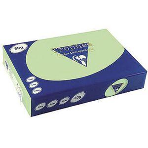 PAPIER IMPRIMANTE Papier couleur polyvalent A4 vert de 80g-m²