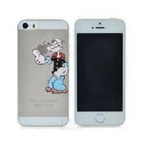 coque iphone 6 personnage pomme