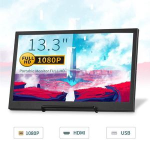 ECRAN ORDINATEUR Écrans PC Moniteur TOGUARD Petit écran HD Portable