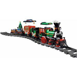 ASSEMBLAGE CONSTRUCTION 10254 - LEGO® Creator - Le Train de Noël NC