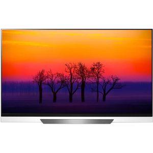 Téléviseur LED LG ThinQ OLED65E8PLA Classe 65