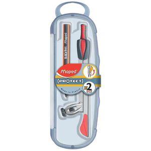 EQUERRE - COMPAS Compas  MAPED - Protection laiton