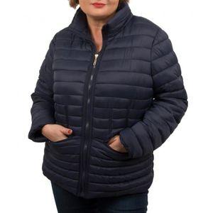 recherche doudoune femme grande taille)
