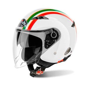 CASQUE MOTO SCOOTER Casques jet Airoh City One Style