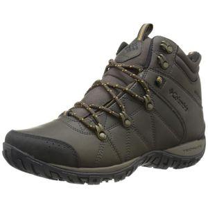 Columbia Peakfreak/™ XCRSN Mid WP Chaussures de Randonn/ée Basses Mixte Enfant