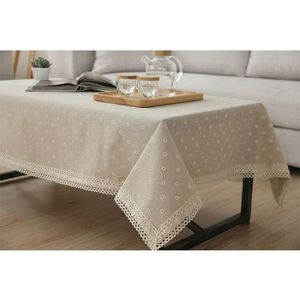 nappe rectangulaire petite taille table de cuisine. Black Bedroom Furniture Sets. Home Design Ideas