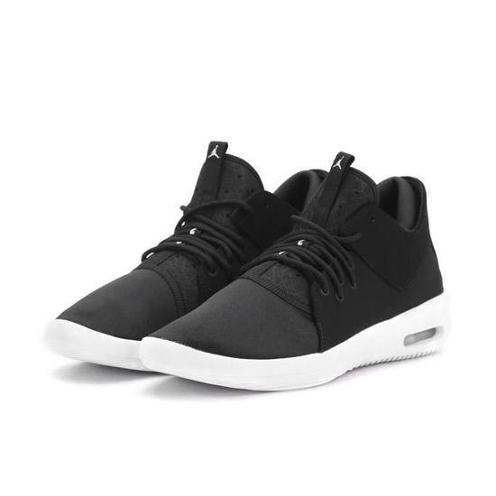 Baskets Nike Air Jordan First Class AJ7312 010 Noir. Noir ...