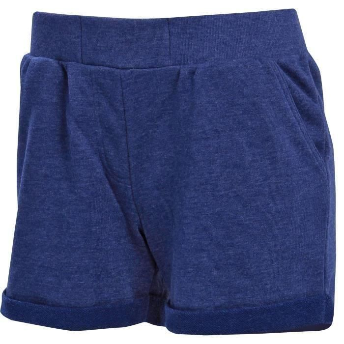 GO SPORT Short Venezia Adulte Mixte Denim