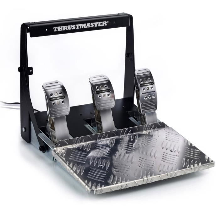 Thrustmaster Pédalier T3pa Pro Add on 3 Pédales Pc / Ps3 / Ps4 / Xbox One