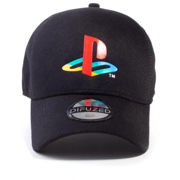Casquette Playstation - Logo Seamless Cap