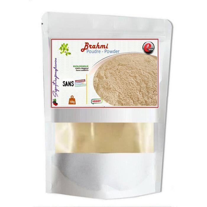 Brahmi poudre - sélection panafricaine - 100g