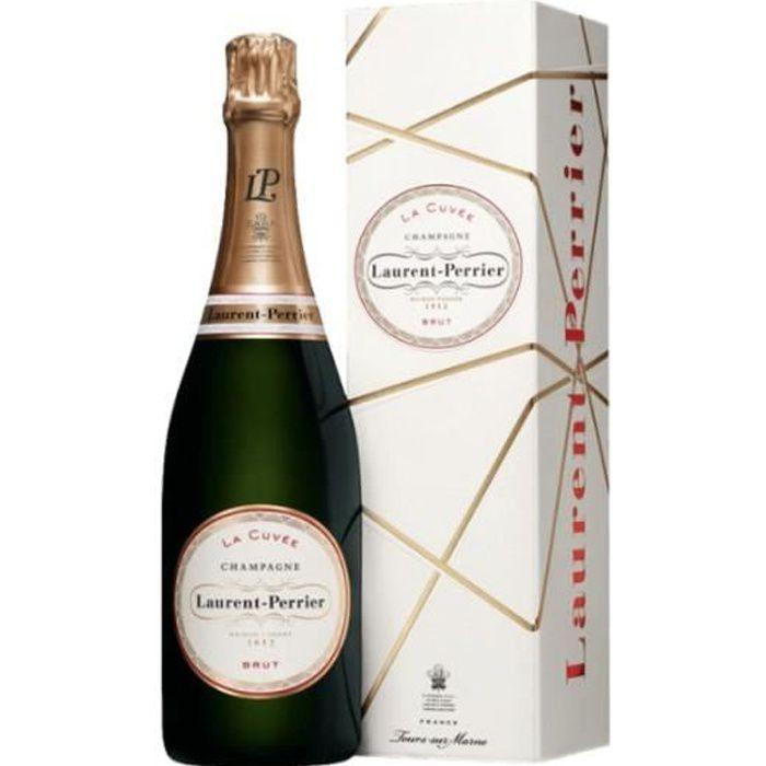 Champagne Laurent Perrier La Cuvée Brut