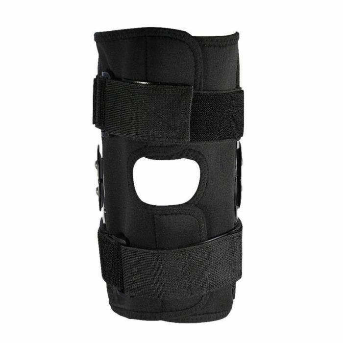 PROTEGE-CHEVILLES - CHEVILLERE,Genouillère réglable genouillère protecteur rotule ceinture élastique bande bande - Type 1pcs-XL
