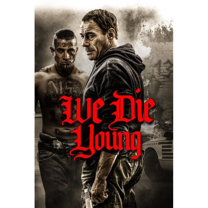We Die Young [DVD]