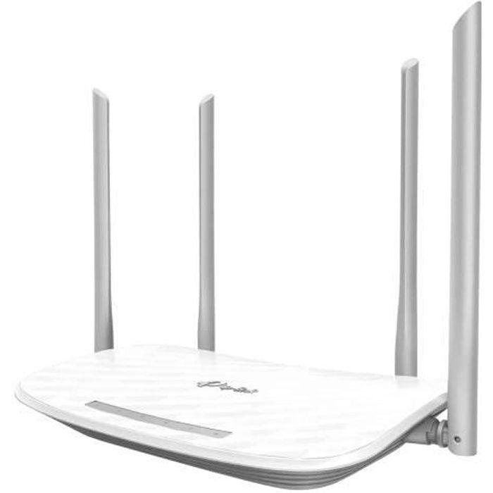 TP-LINK Archer C50 - Routeur Wifi Ac 1200 - Bleu