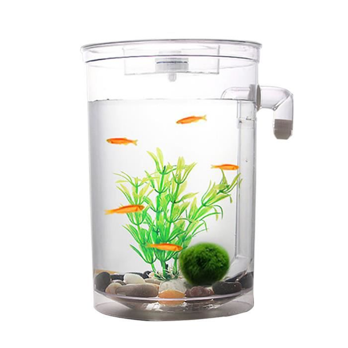 aquarium poisson rouge plastique lampe led aquarium automatique eau changement achat vente. Black Bedroom Furniture Sets. Home Design Ideas