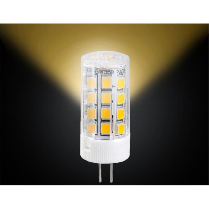 g4 35 2835 220v 5w warm white led corn bulb achat vente ampoule led cdiscount. Black Bedroom Furniture Sets. Home Design Ideas