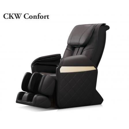 fauteuil massant ckw confort noir achat vente appareil. Black Bedroom Furniture Sets. Home Design Ideas